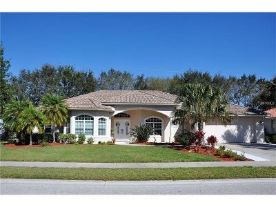 Nokomis Single Family Home For Sale: 2196 Calusa Lakes Boulevard