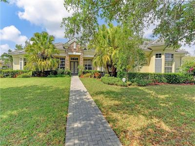 Single Family Home For Sale: 6821 Pindo Boulevard