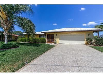 Nokomis Single Family Home For Sale: 445 Rubens