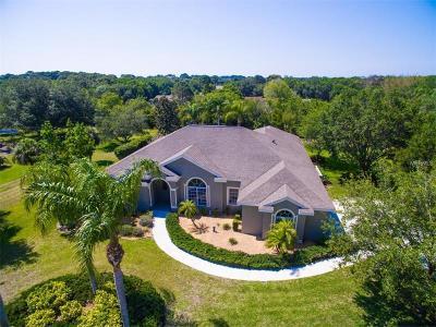 Nokomis Single Family Home For Sale: 588 Capistrano Drive