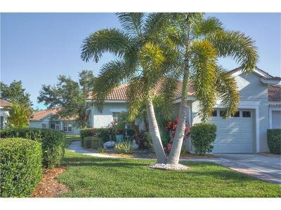 Venice FL Villa For Sale: $259,000