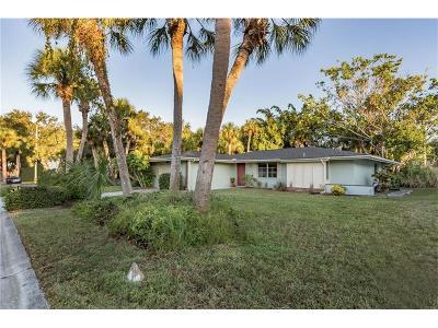 Nokomis Single Family Home For Sale: 526 Casas Bonitas Drive