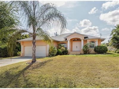 Nokomis Single Family Home For Sale: 507 Pine Road
