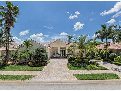 Venice Single Family Home For Sale: 4228 Corso Venetia Boulevard