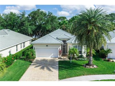 Venice Golf & Country Club Single Family Home For Sale: 350 Melrose Court