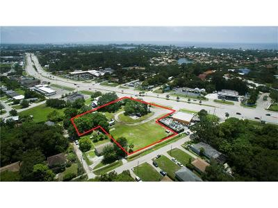 Nokomis Commercial For Sale: 760 Tamiami Trail N