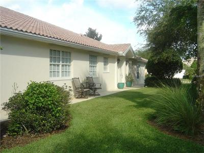 Sarasota Single Family Home For Sale: 7670 Pesaro Drive