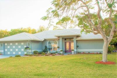 Nokomis Single Family Home For Sale: 238 Monet Drive