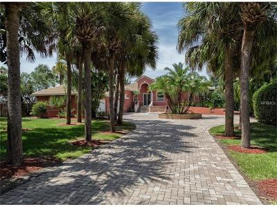 Venice Single Family Home For Sale: 750 Villas Drive