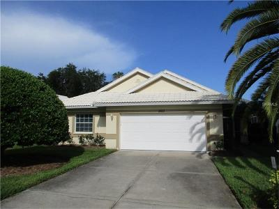 Venice Single Family Home For Sale: 1523 Belfry Drive