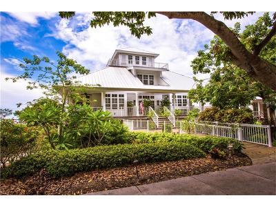 Captiva FL Single Family Home For Sale: $2,795,000
