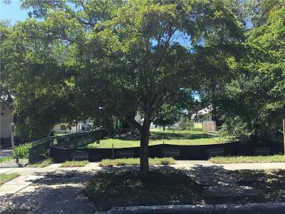 Residential Lots & Land For Sale: 1660 Oak Street
