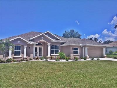 Rotonda, Rotonda West, Rotonda Lakes Single Family Home For Sale: 274 White Marsh Lane