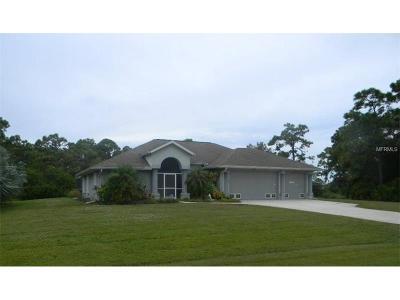 Rotonda, Rotonda West, Rotonda Lakes Single Family Home For Sale: 112 Crevalle Road