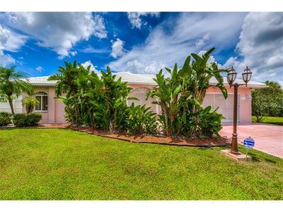 North Port Single Family Home For Sale: 128 Ortiz Boulevard