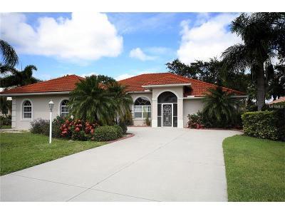 Venice Single Family Home For Sale: 114 Grand Oak Circle