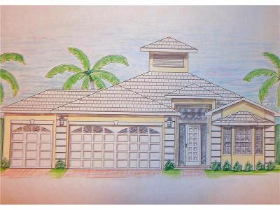 Nokomis Single Family Home For Sale: Lot 1 Delacroix Circle