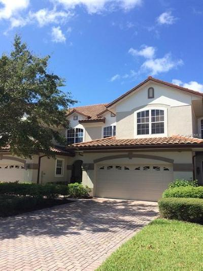 Lakewood Ranch Townhouse For Sale: 8276 Miramar Way