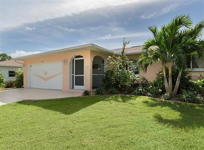 Rotonda, Rotonda West, Rotonda Lakes Single Family Home For Sale: 234 Caddy Road