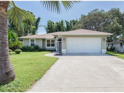 Nokomis Single Family Home For Sale: 601 Hamlin Street