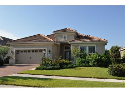 Venice Single Family Home For Sale: 11543 Callaway Court