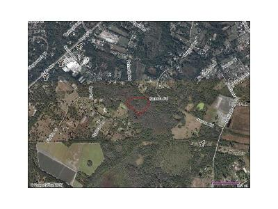 Wimauma Residential Lots & Land For Sale: Lee Road