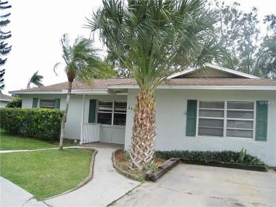 Sarasota FL Single Family Home For Sale: $215,000