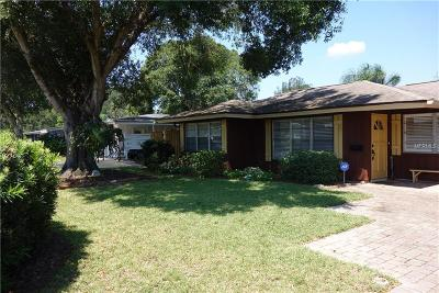 Sarasota Single Family Home For Sale: 2745 Wood Street