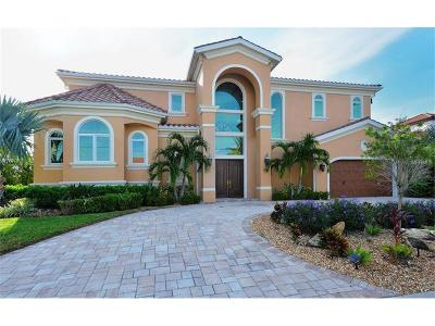Longboat Key Single Family Home For Sale: 510 Bowsprit Lane