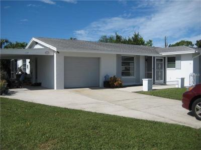 Venice Single Family Home For Sale: 117 Sandhurst Drive