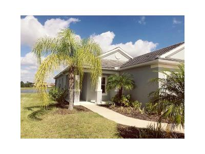 Venice Single Family Home For Sale: 11430 Fort Lauderdale Place