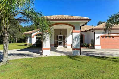 North Port Single Family Home For Sale: 3394 Albin Avenue