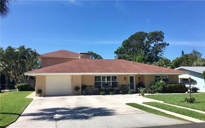 Venice Single Family Home For Sale: 320 Alba Street E