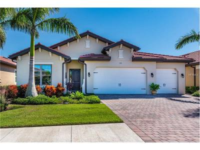 Nokomis Single Family Home For Sale: 126 Toscavilla Boulevard