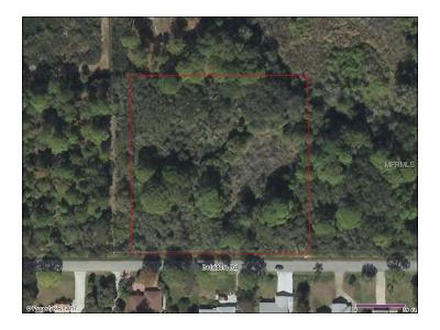 Venice Residential Lots & Land For Sale: Belvidere Road