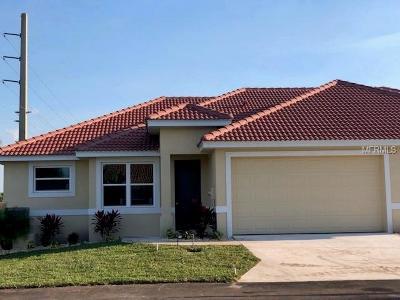 Nokomis Villa For Sale: 821 Sorrento Place #1