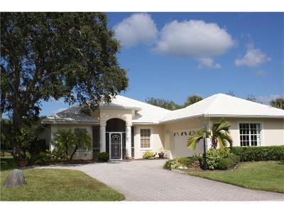 Venice Single Family Home For Sale: 126 Grand Oak Circle