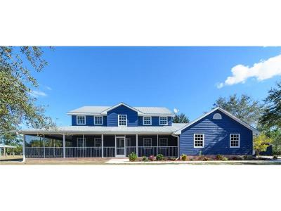 Punta Gorda Single Family Home For Sale: 34510 Washington Loop Road
