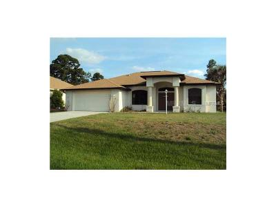 North Port FL Single Family Home For Sale: $219,000