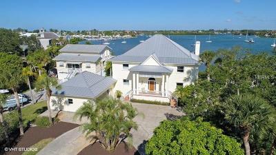 Venice FL Single Family Home For Sale: $2,600,000