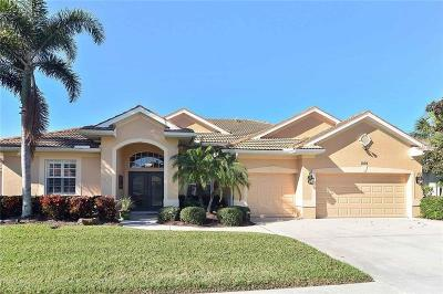 Venice Single Family Home For Sale: 669 Egret Walk Lane
