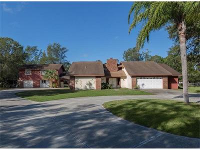Venice Single Family Home For Sale: 1305 Greenfield Circle