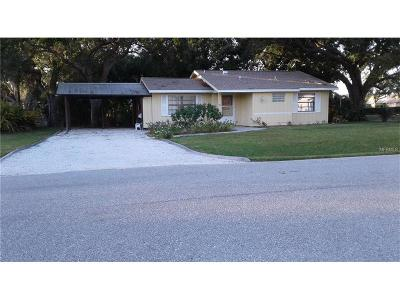 Venice Single Family Home For Sale: 140 Maness Road