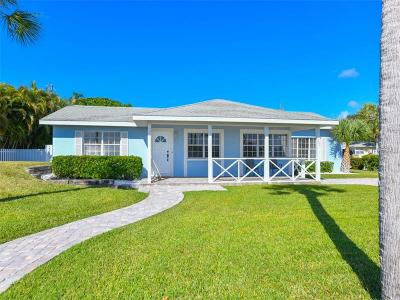 Nokomis FL Single Family Home For Sale: $1,190,000