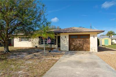 Bradenton, Lakewood Ranch, Longboat Key, Sarasota, Longboat, Nokomis, North Venice, Osprey, Siesta Key, Venice Single Family Home For Sale: 816 Robert Street