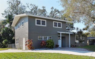 Sarasota Single Family Home For Sale: 3190 Browning Street
