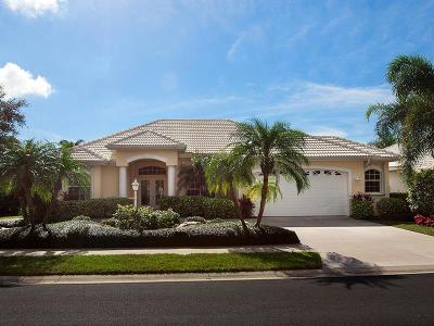 Venice Single Family Home For Sale: 538 Westmount Lane