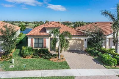 Venice Single Family Home For Sale: 23763 Waverly Circle