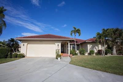 Punta Gorda Single Family Home For Sale: 3336 Trinidad Court