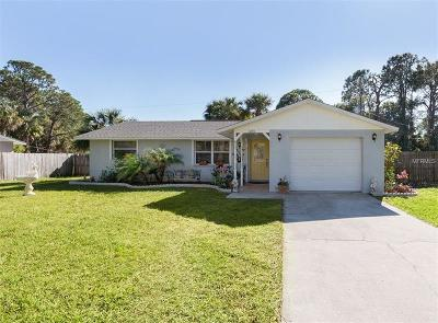 Venice Single Family Home For Sale: 1081 Macon Road